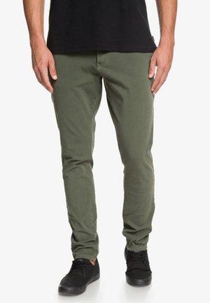 KRANDY - Trousers - thyme