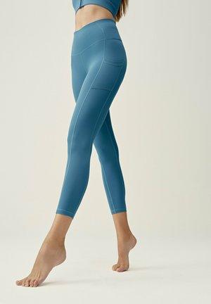 AMANDA FRENCH  - Legging - azul marino