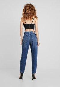 Pepe Jeans - DUA LIPA X PEPE JEANS - Jeans baggy - blue denim - 2