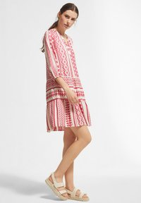 comma casual identity - Day dress - white embroidery - 5
