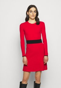 HUGO - SEAGERY - Jumper dress - open pink - 0