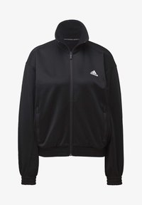 adidas Performance - MUST HAVES TRACK TOP - Training jacket - black - 8