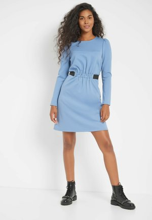 Day dress - ultramarinblau