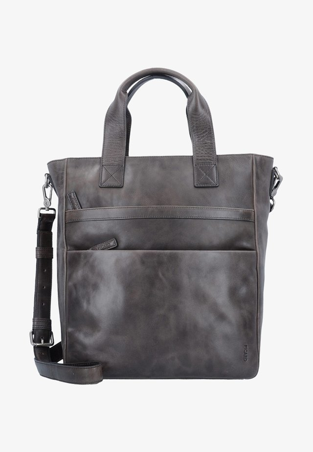 ENZO - Shopping bag - grey