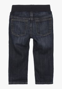 GAP - TODDLER BOY SLIM - Slim fit jeans - dark wash indigo - 1
