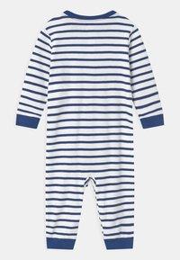 Polo Ralph Lauren - STRIPE ONE PIECE - Combinaison - blue - 1