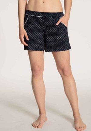 Pyjama bottoms - dark lapis blue
