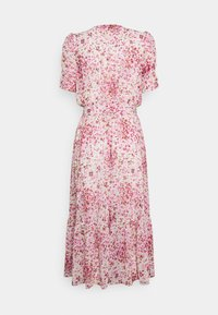Forever New - FREYA GATHER SLEEVE MIDI DRESS - Sukienka letnia - pink - 1