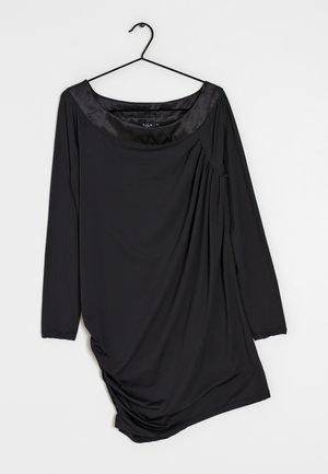 GR - Sukienka letnia - black