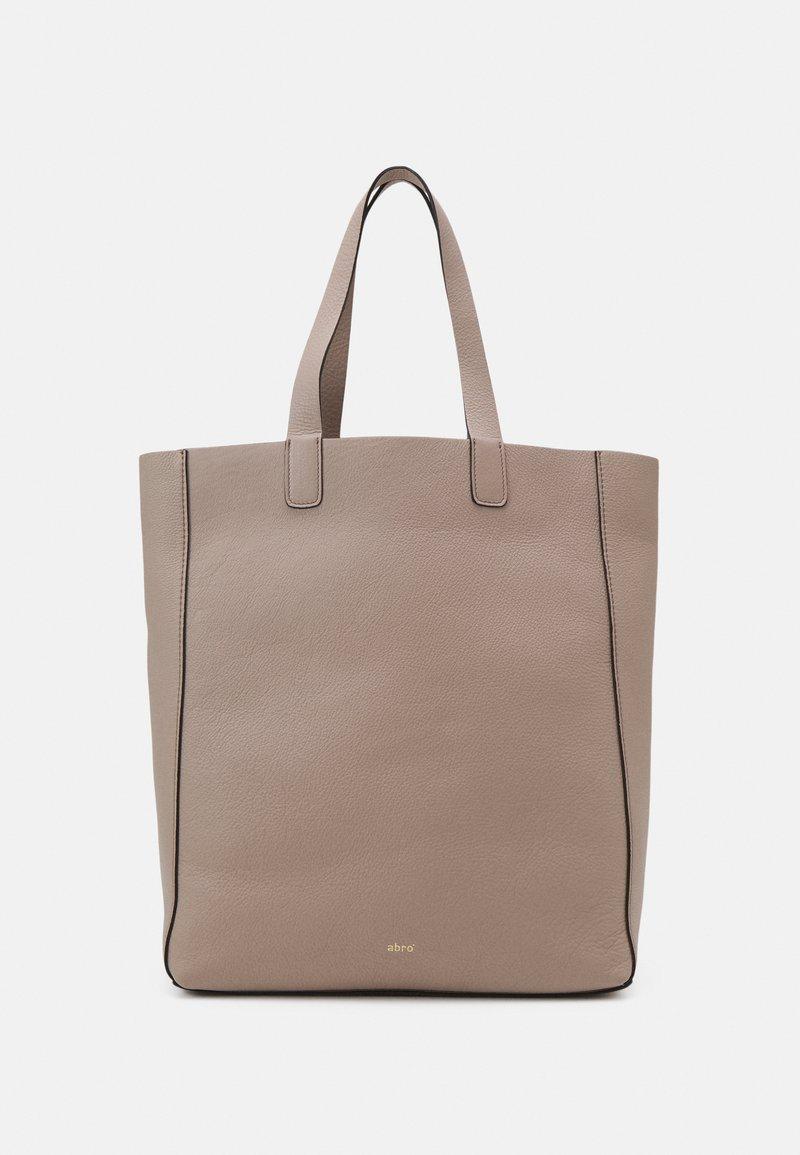 Abro - SHOPPER MAGDA SET - Shopping bag - powder