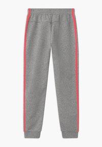 adidas Performance - UNISEX - Teplákové kalhoty - medium grey/signal pink - 1