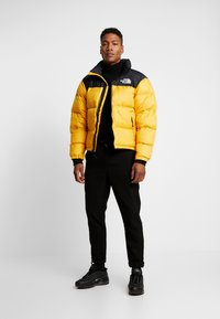 The North Face - Down jacket - yellow - 1