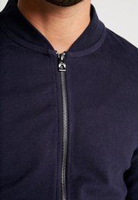 edc by Esprit - Zip-up hoodie - navy - 5