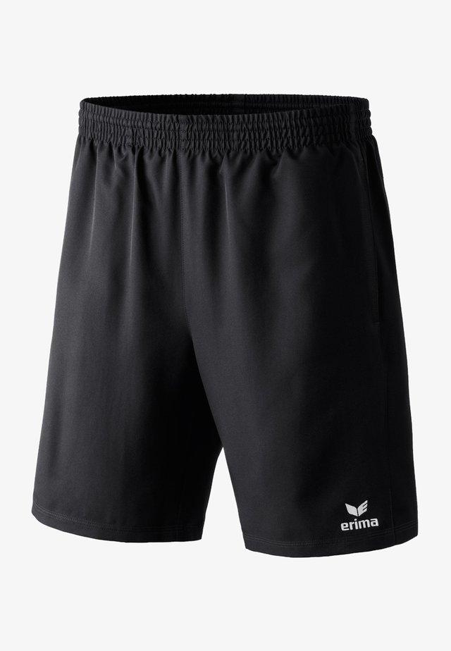 kurze Sporthose - schwarz