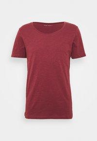 Pier One - T-shirt - bas - bordeaux - 3