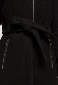 Vero Moda Petite - VMCLASSBESSY JACKET - Klassisk kåpe / frakk - black - 5