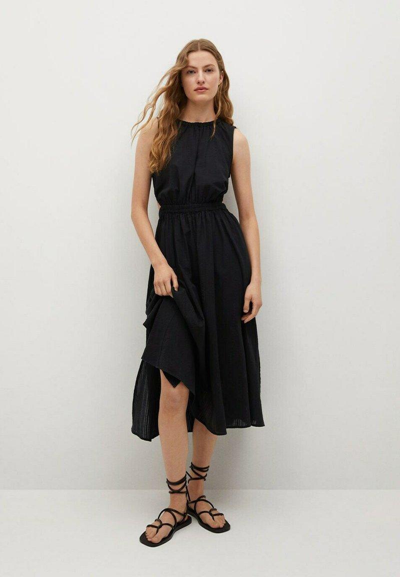 Mango - DENVER - Day dress - noir