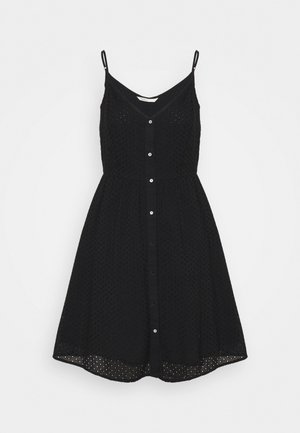ONLHENRY DRESS - Day dress - black