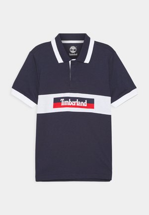 SHORT SLEEVE  - Polotričko - navy