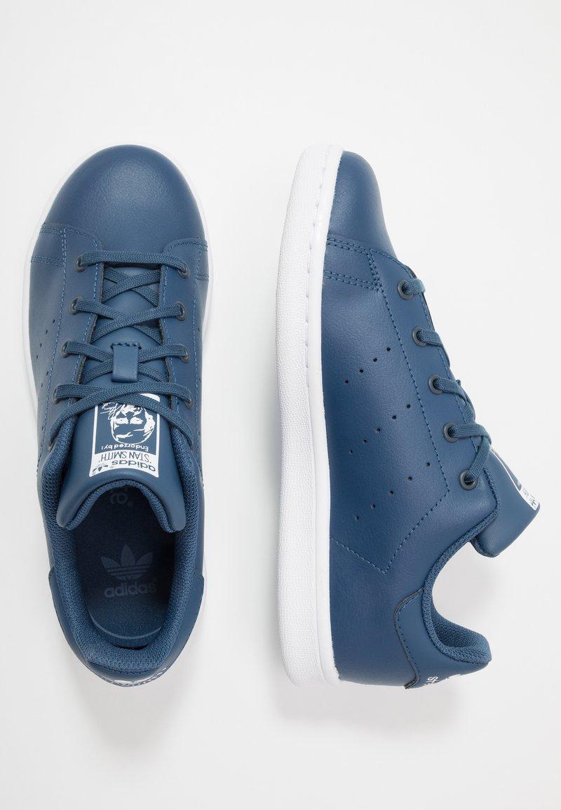 adidas Originals - STAN SMITH - Tenisky - new marin/footwear white