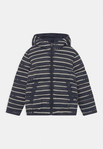 UNISEX - Winter jacket - blue navy