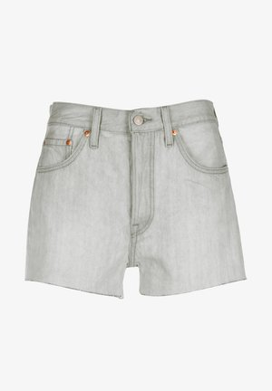 501® ORIGINAL - Denim shorts - jagged rocks