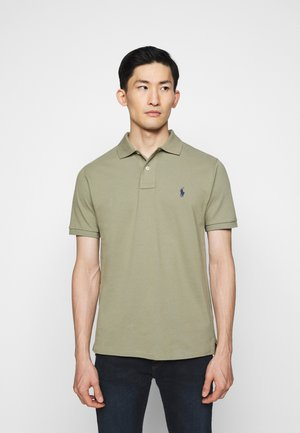 BASIC - Polo - sage green