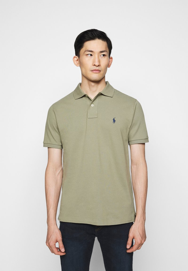 Polo Ralph Lauren - SHORT SLEEVE - Polo - sage green