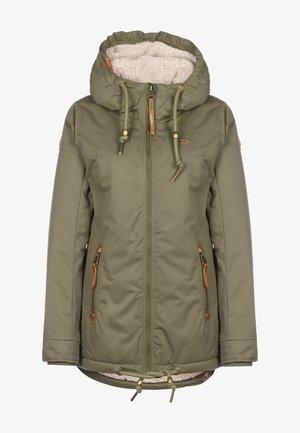WINTERJACKE ZUZKA - Winter jacket - olive