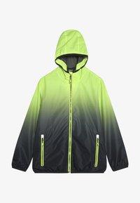 Killtec - KALIQO  - Waterproof jacket - neon gelb - 3