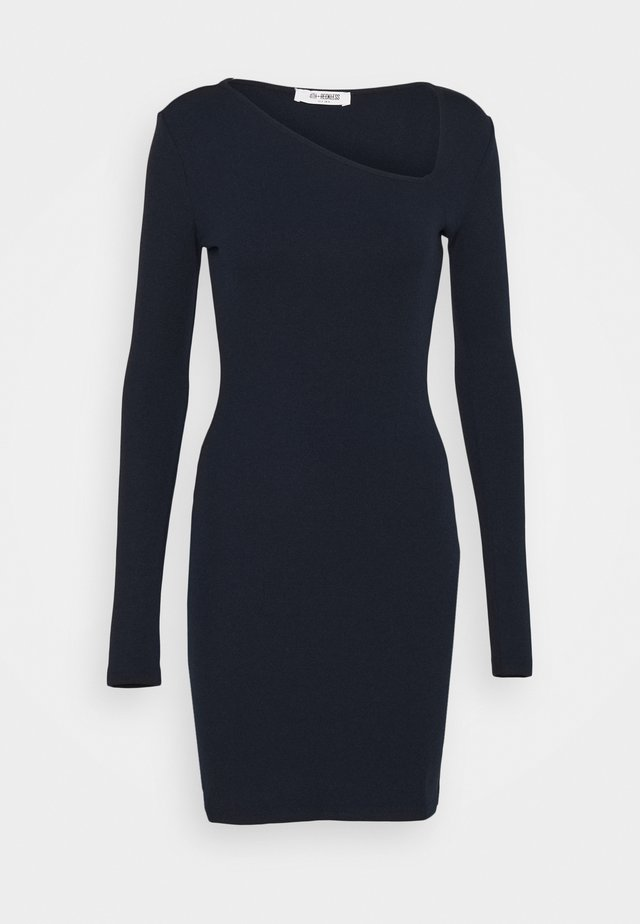 SAWYER DRESS - Denní šaty - navy