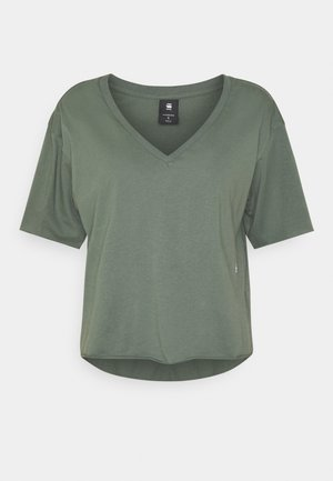 LOOSE V T WMN S\S - T-shirt - bas - orphus