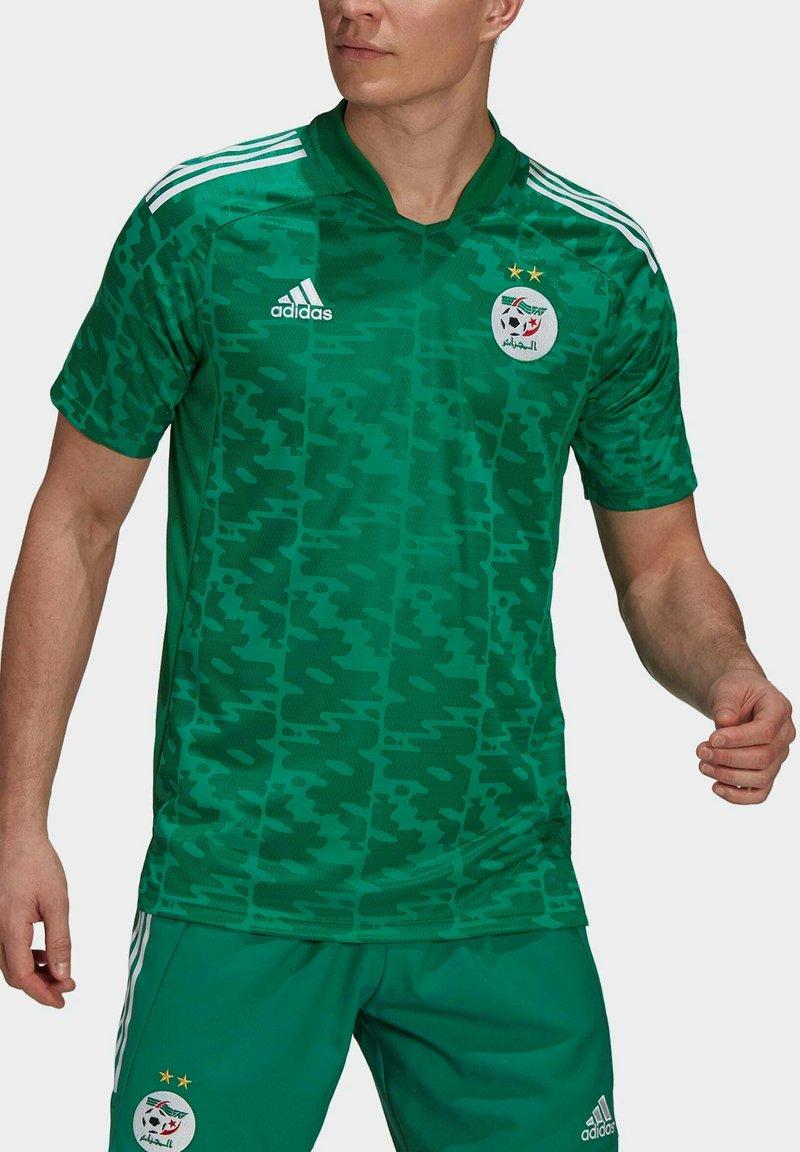 adidas Performance - ALGERIE - Klubbkläder - green