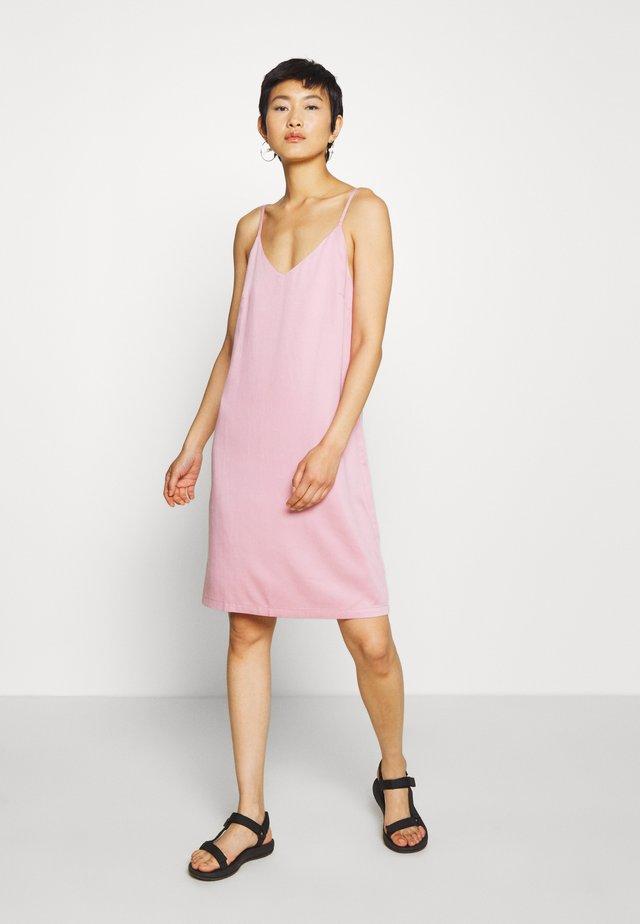 BERGEN DRESS - Kjole - pink nectar