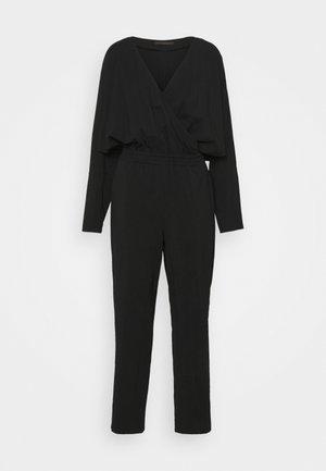 ANU - Jumpsuit - schwarz