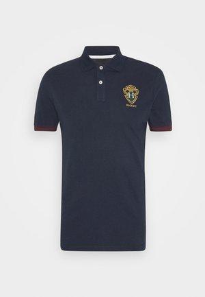BLACKWATCH CREST - Polo shirt - navy