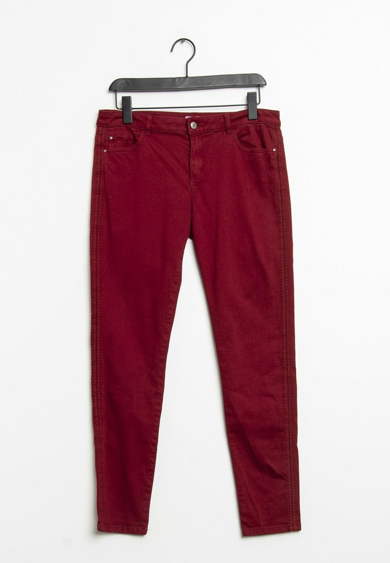 Esprit - Trousers - red