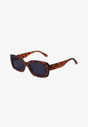 IN SCHILDPLATT OPTIK - Sunglasses - braun