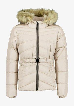 Winter jacket - soft sand