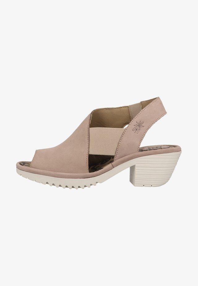 Sandales - beige