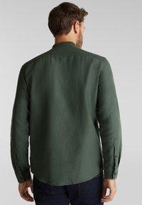 Esprit - WINTERWAFFL - Shirt - dark khaki - 2