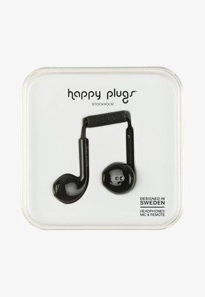 Headphones - black