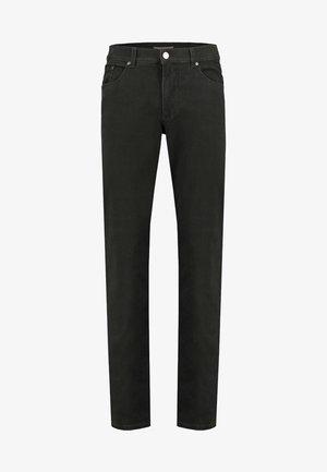 COOPER - Straight leg jeans - green