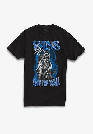 MN OTW REAPER SS - T-shirt print - black