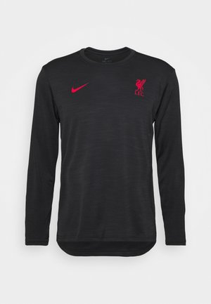 LIVERPOOL FC SUPERSET  - Club wear - black/gym red