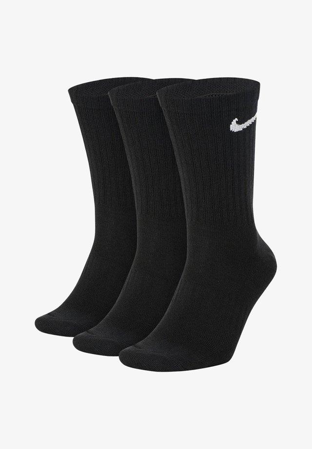 3  PACK - Chaussettes - schwarz
