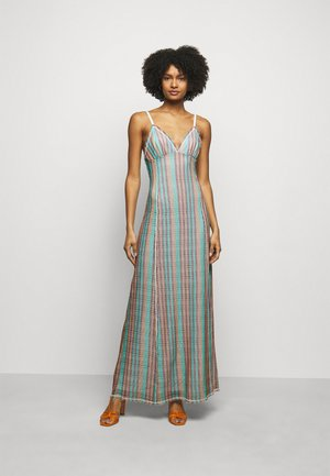 ABITO LUNGO - Maxi dress - multi-coloured
