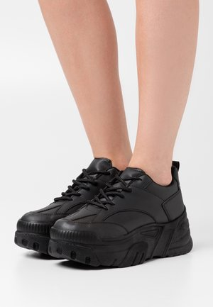 EXTREME TECHNIQUE - Sneaker low - black
