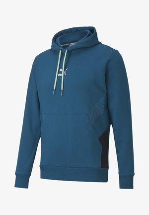 TFS  - Luvtröja - digi-blue