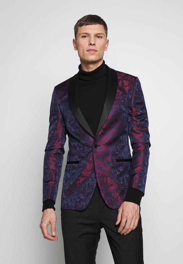 FLORAL - blazer - pink